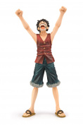 Banpresto One Piece 15cm Luffy Figure, Dramatic Showcase 2nd Season Volume 1
