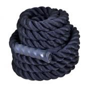 3.8cm Poly Dacron Strength Training Undulation Battle Rope Fitness Exercise 15m
