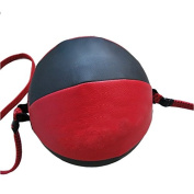 Shinena Double-End Punching Speed Ball Bag for MMA Boxing Training