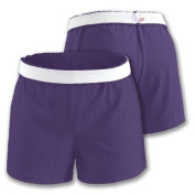 Soffe Junior Purple Authentic Short-LARGE