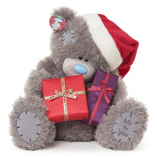 Me To You Tatty Teddy Bear X-Large Plush Toy Christmas Santa Teddy Presents