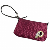 NFL Team Colour Quilted Wristlet