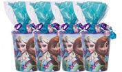 DISNEY FROZEN Party Supplies Pre-Filled Goodie Bag - 4 Goodie Bags by goodieGumDrops