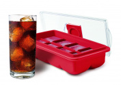No Spill Large Ice Cube Tray