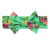 NK store  .   baby cute Cotton Headbands Head Band Headwrap Ear Warmer for Kids Girls Toddlers