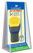 LiceGuard LiceGuard Lice and Egg Combing Kit x