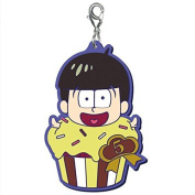 Most lottery work in Osomatsu's pastry over-sarcasm Zansu! I Prize cup cake Osomatsu's rubber mascot fourteen pine single item