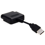 Popular Game Controller Joypad Adapter USB Converter For computer PC PS2 to PS3