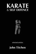 Karate and Self Defence