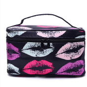 Portable Travel Makeup Case Cosmetic Hand Bag Tool Storage Toiletry