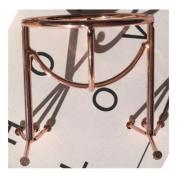 Minifamily® Makeup Sponge Gold Holder Puff Blender Support Sponge Dryer Holder Blender Protect Storage Tool