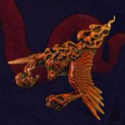 Capsule Q Museum spectre Netsuke second current - three-dimensional view pandemonium - 18