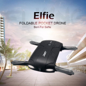 JJRC H37 Altitude Hold With HD Camera WIFI FPV RC Quadcopter Drone Selfie Foldable,Pocket Selfie Quadcopter Drone App Controlled Toys