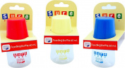Sure Beauty Mini Baby Toddler Child Feeding Bottle 60ml Bpa Free Pack Of 6