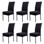 Chair Cover Stretch Elastic Chair Covers Dining Chair Slipcovers