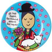 Princess Dessert Plate