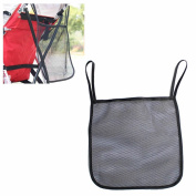 GOOTRADES Baby Pushchair Pram Stroller Mesh Carry Bag Hanging Net Bag Storage