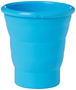 Yellowstone Silicone Folding Cup with Case - Blue