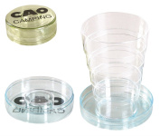 Cao Camping Pack of 2 Collapsible Glasses 18 cl