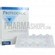 Pileje Proteochoc 12 Gel-Caps
