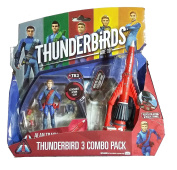 THUNDERBIRD 3 COMBO PACK with ALAN TRACY