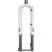 Rockshox RS1 ACS Solo Air 100 Predictive Steering Fast Black Accelerator X-Loc Remote Right Carbon Steerer Tapered Fork