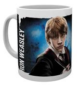 GB eye Ltd Harry Potter, Dynamic Ron, Mug, Various
