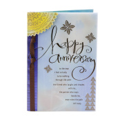 Hallmark Anniversary Greeting Card to Husband