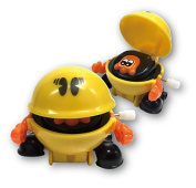 Pacman Wind-Up Toy Pacman clockwork toys [parallel import] American goods