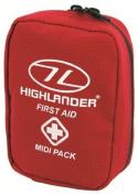 Highlander First Aid Travel Kit Pouch Medic Medical Survival Belt Pack Midi Bag