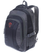 Aoking Backpack Multicolour BLACK