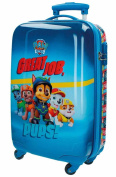 Paw Patrol Children's Luggage, 55 cm, 33 Litres, Blue