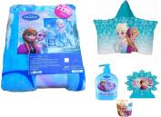 Disney Frozen Ultimate 4 Piece Bathroom Accessories Set