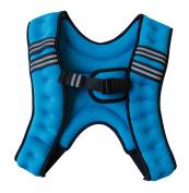 Sveltus 1798 Unisex Adult Weighted Vest, Blue, 5 Kg