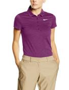 Nike Women's Precision Heather Polo Shirt