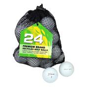 Titleist Pro V1 Lake Grade B Golf Balls (Pack of 24) - White