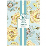 Greenleaf XL Grande Bella Freesia Scented Hanging Fragrance Sachet, 230ml