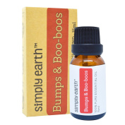Bumps & Boo-boos Essential Oil Blend by Simply Earth - 15ml, 100% Pure Therapeutic Grade