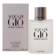 Acqua Di Gio Pour Homme by G i o r g i o A r m a n i  Eau De Toillette   100ml New in Box