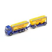 Siku 1809Model Lorry with Dog Food Dispenser, Car transport Models by Siku