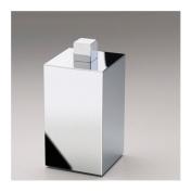 Windisch Windisch 88414-CR Metal Cotton Ball Jar, 2.5cm L x 6.1cm W, Chrome