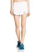 Nike Women's Straight Court Skirt-Black, Large
