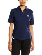 3 for a Girl Women's Scottish Rugby Polo T-Shirt
