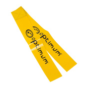 Optimum Touch Rugby Tackle Belt Flags - Yellow