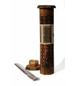 Wooden Incense Stick/Cone Burner/Tower Holder/ Ash Catcher
