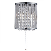 Searchlight Elise 2 Double Wall Light