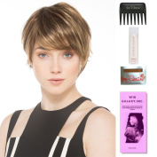 Sky by Ellen Wille, Wig Galaxy Hair Loss Booklet, 60ml Travel Size Wig Shampoo, Wig Cap, & Wide Tooth Comb (Bundle - 5 Items), Colour Chosen