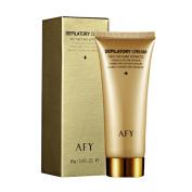 FTXJ 60g AFY Boby Permanent Hair Removal Cream For Leg Hair Armpit Pit Depilatory