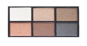 SUKRAGRAHA 6 Colour Smokey Eye Shadow Cream Powder
