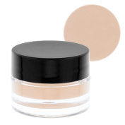 Belloccio High Definition Fair Shade Makeup Concealer 5 gramme Jar - Conceal Imperfections, Hide Blemishes, Dark Under Eye Circles, Cosmetic Cream - Use Under Airbrush Foundation
